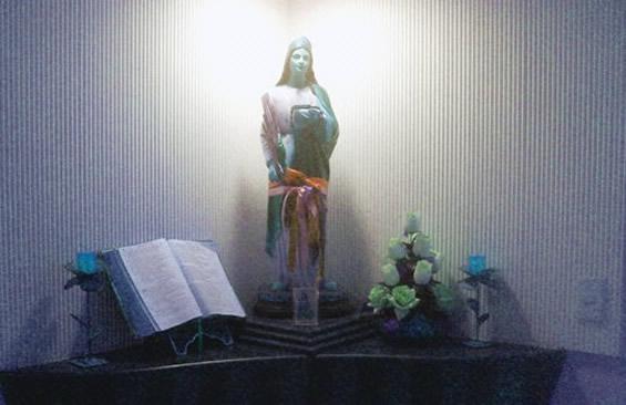 Memorial Santa Luzia